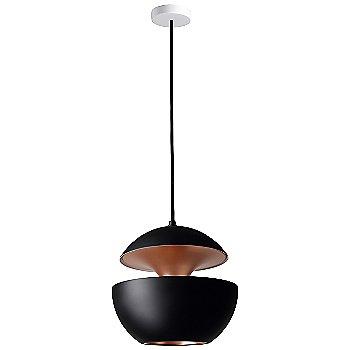Black/ Copper finish / Medium size