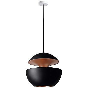 Black/ Copper finish / Large size