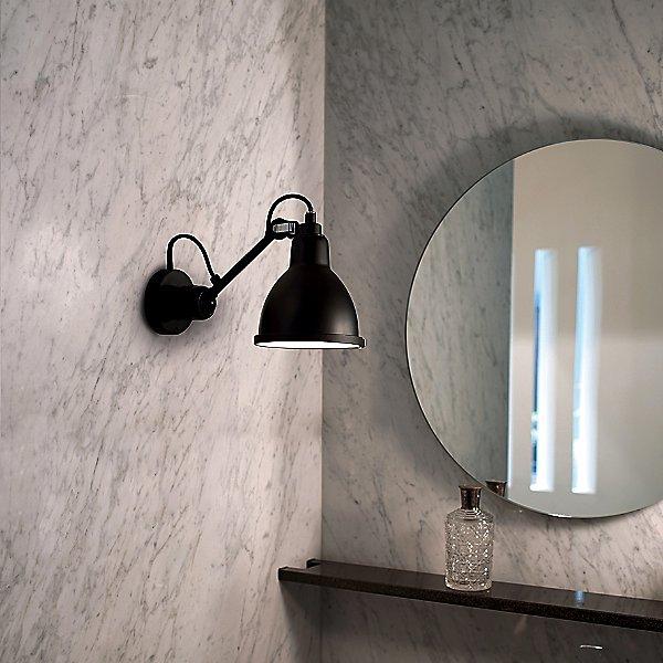 Lampe Gras No 304 Bath Wall Sconce