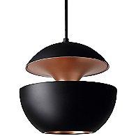 Here Comes the Sun Pendant Light (Black/Copper/XL)-OPEN BOX