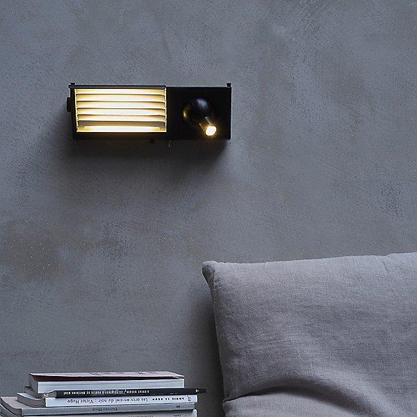 Biny Bedside LED Wall Sconce