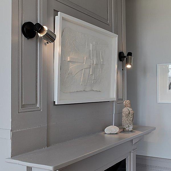 Biny Spot LED Wall Sconce