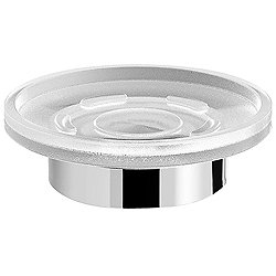 Alchemi Round Soap Dish
