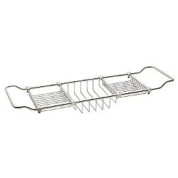 Shower Series Adjustable Bath Rack