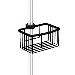 Shower Series Rail Basket