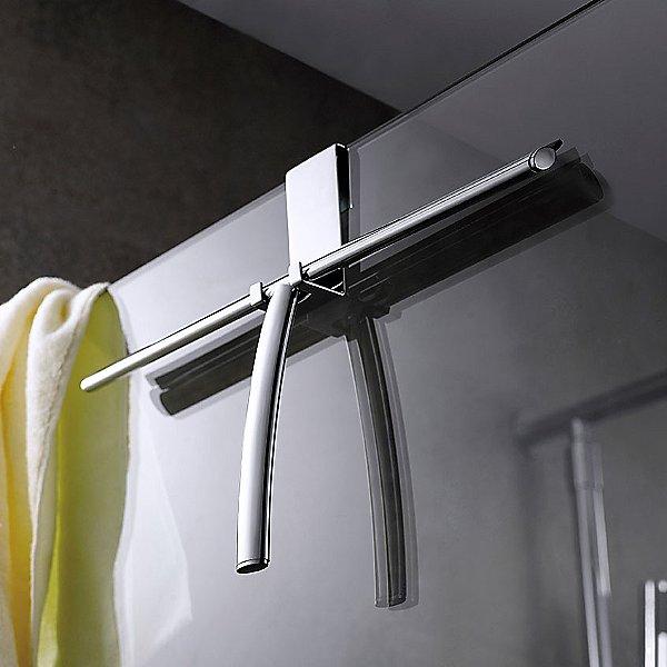 Shower Series Squeegee Hanger