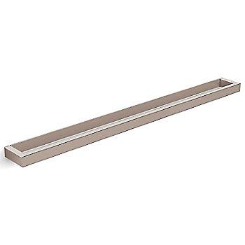 Satin Nickel finish / 30 inch