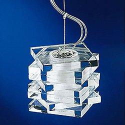 Otto x Otto S1 Pendant(Clear Diamond/Chrome)-OPEN BOX RETURN