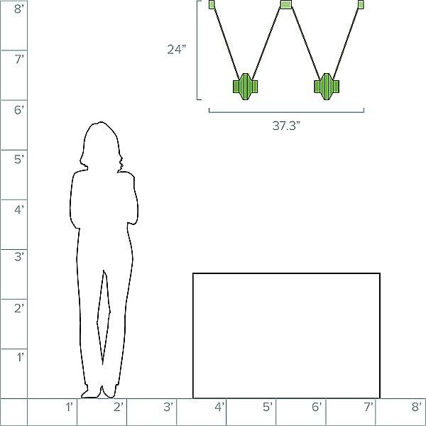 Etat-des-Lieux 2B Pendant Light