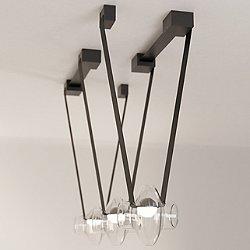 Etat-des-Lieux 3B LED Multi-Light Pendant Light