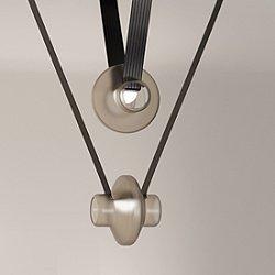 Etat-des-Lieux 2C LED Multi-Light Pendant Light