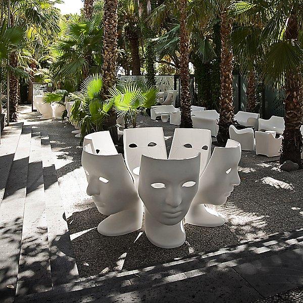 Nemo Chair, Fixed