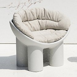 Roly Poly Armchair Cushion