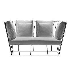 Herve Two Seater Sofa