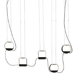 Eau de Lumiere LED Multi-Light Pendant Light