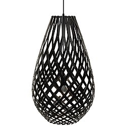 Koura Pendant (Black Paint/20 inch/Required)-OPEN BOX RETURN