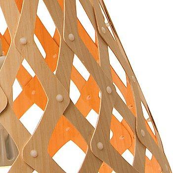 Natural / Orange, shade detail