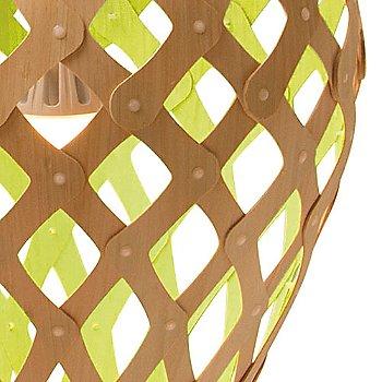Natural / Lime, shade detail