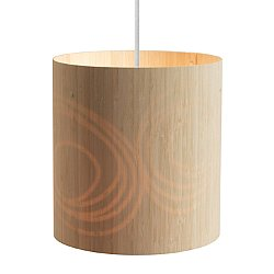 Pebbles Drum Pendant Light