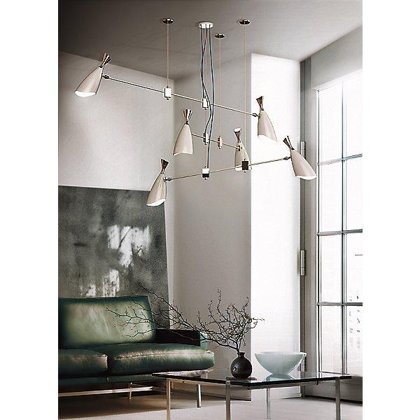 Duke Multi-Light Pendant Light