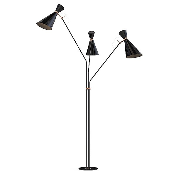 Simone 3 Floor Lamp