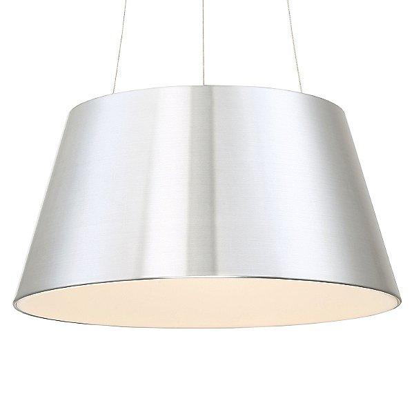 Vida LED Drum Pendant Light