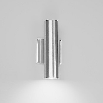 Brushed Aluminum finish / One-way light