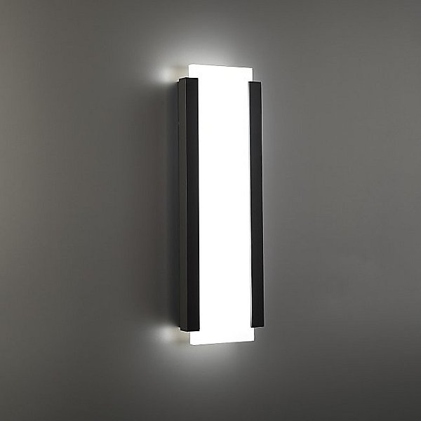 Fiction LED Indoor & Outdoor Wall Light