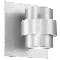 Barrel LED Indoor & Outdoor Wall Light