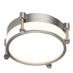 Wright LED Flush Mount Ceiling Light