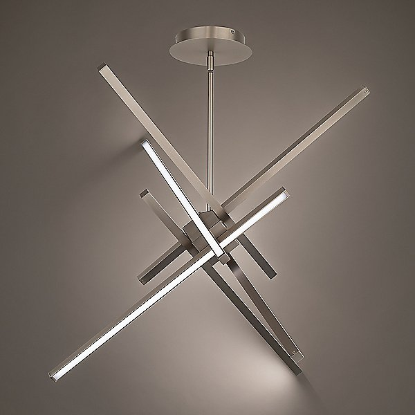 Parallax LED Chandelier