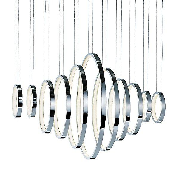 Elma LED Linear Suspension Light