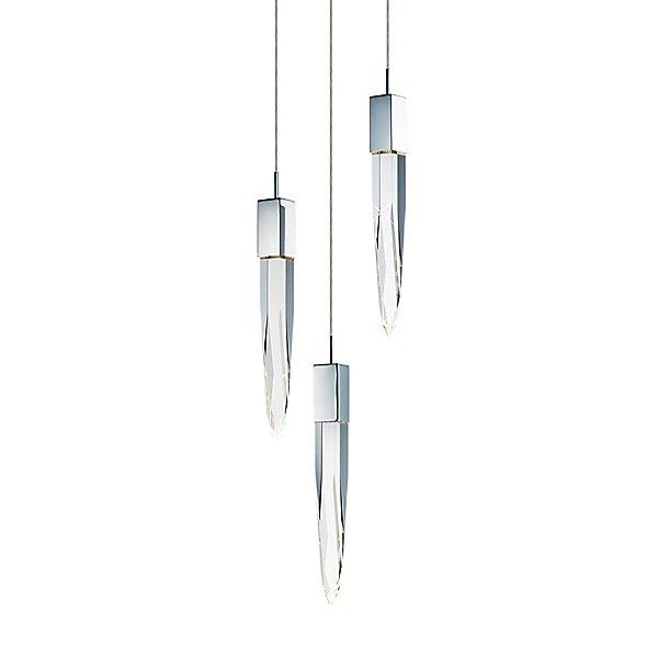 Colombo LED Multi-Light Pendant Light