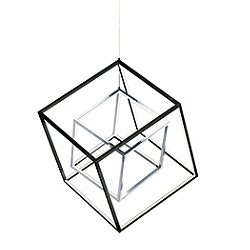 Abele Square LED Pendant Light