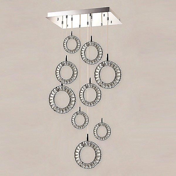 Alfieri LED Linear Pendant Light