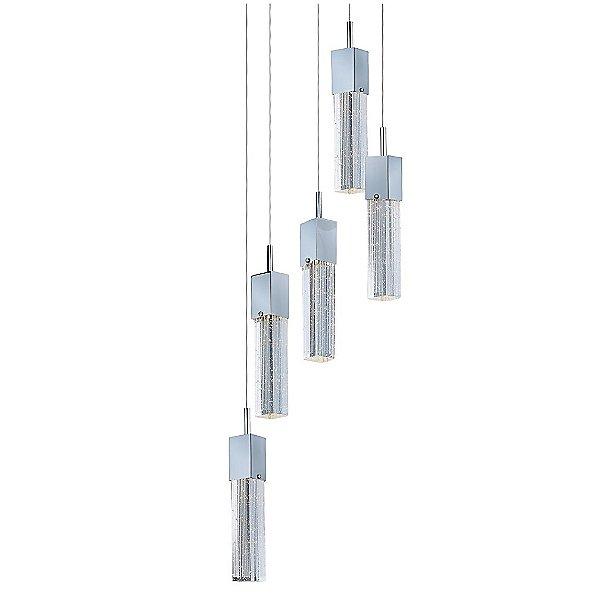 Carlita Multi Light LED Pendant Light