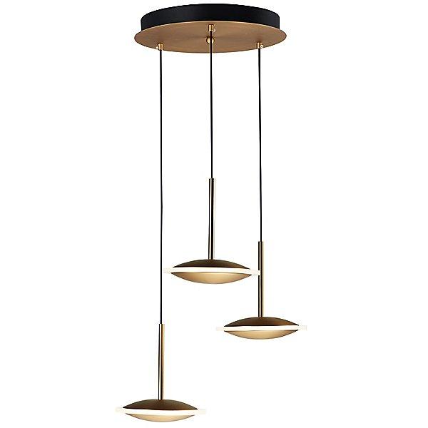 Ermanno LED Multi-Light Pendant Light
