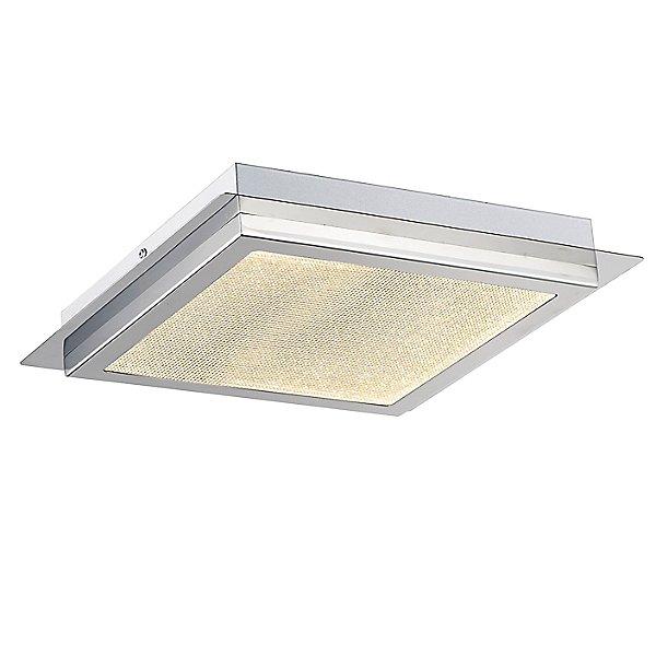 Saveria LED Square Flush Mount Ceiling Light