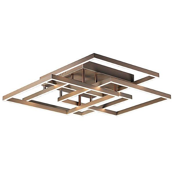 Garmano LED Square Flush Mount Ceiling Light