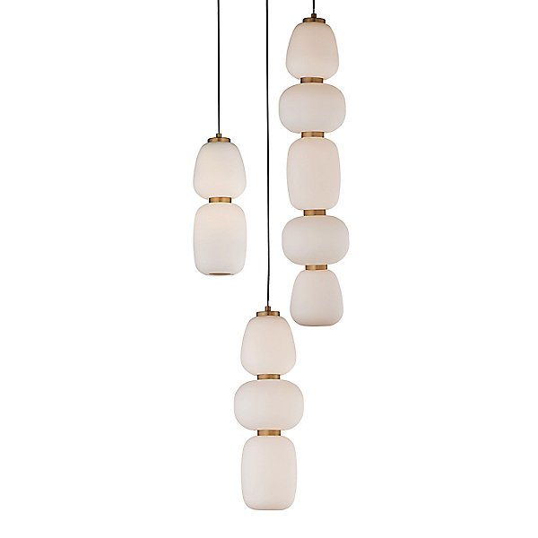Ezio LED Multi-Light Pendant Light