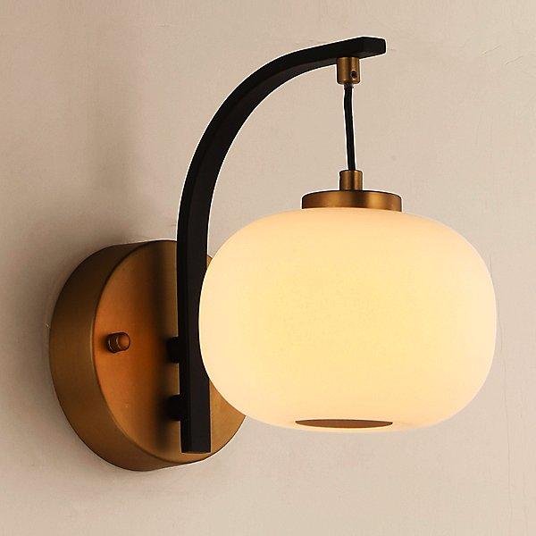 Ezio LED Oval Wall Sconce