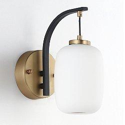 Ezio LED Cylindrical Wall Sconce