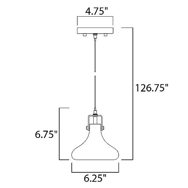 Ines Mini Pendant Light