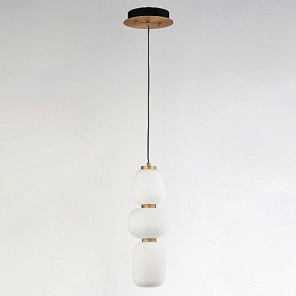 Ezio 3 Light LED Mini Pendant Light