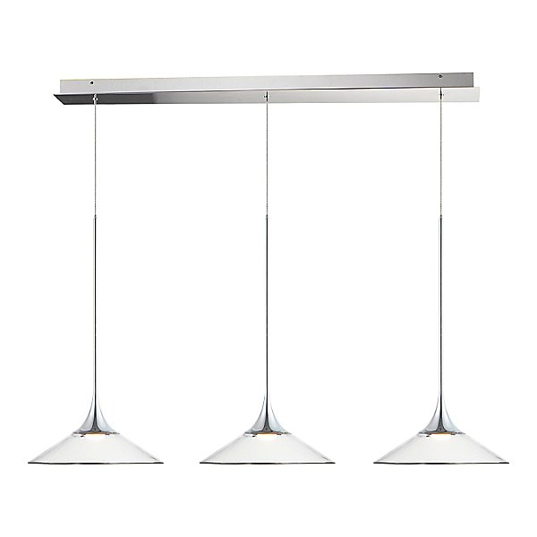 Bambina LED Linear Suspension Light