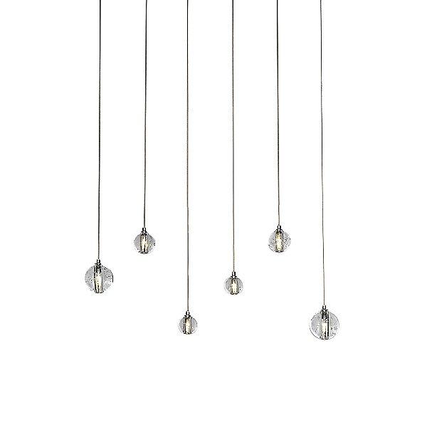 Allegra Linear Multi Light Pendant Light