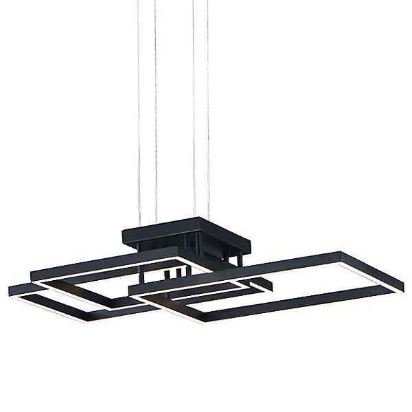 Garmano LED Rectangular Pendant Light