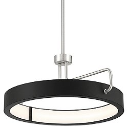 Pane LED Pendant Light