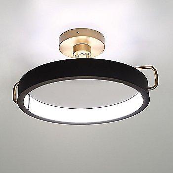 Antique Brass finish / Medium size
