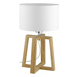 Quadro Drum Table Lamp